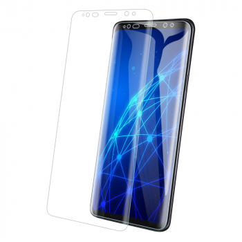 Full Coverage Soft TPU Film Screen Protector for Samsung Galaxy S9