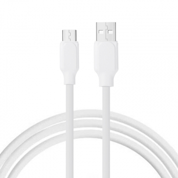 1m Soft TPE Type-C USB 3.1 Charging Cable for Samsung Galaxy S8 Huawei P9/P9 Plus Nokia N1 - White