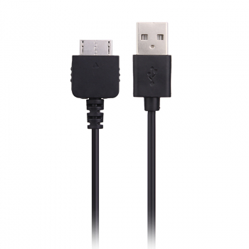1m High Quality Charging Cable for PS VITA - Black