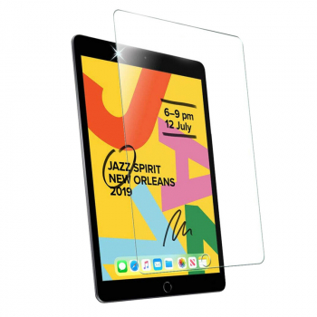 Tempered Glass Screen Protector for Apple iPad 10.2 inch (2019) 7th Generation