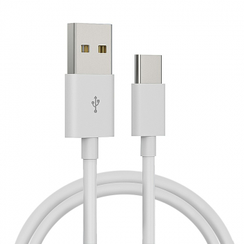 Super Speed USB 3.1 Type C Charging Cable White - 5m