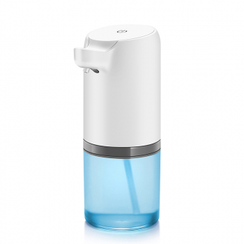 Chargeable Automatic Soap Dispenser Touchless IR Sensor Liquid Wash Dispenser Foaming UK