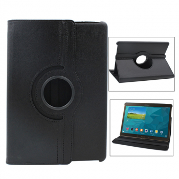 360 Rotation Case Cover for Samsung T800- Black