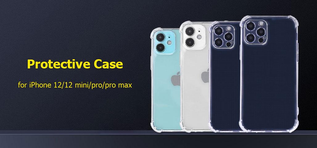 Protective Case for iPhone 12 12 mini pro pro max