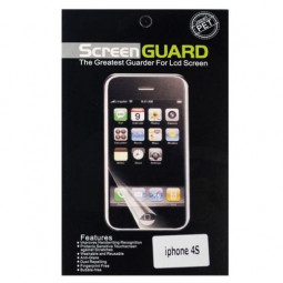 Screen Protector Guard for iPhone 4 & 4S