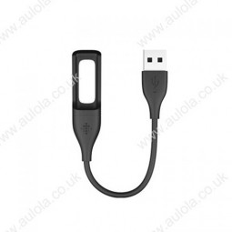 Fitbit Flex Charger Charging Lead Power USB Lead Fit Wrist Band- Black