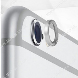 """Moblie Rear Camera Lens Protective Ring for iPhone 6 5.5"""" - Silver"""