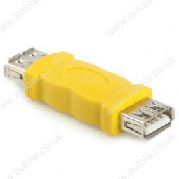 USB AF to AF Adapter Connector