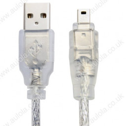 1.5m USB 2.0 AM to Firewire IEEE1394 4 Pin Cable