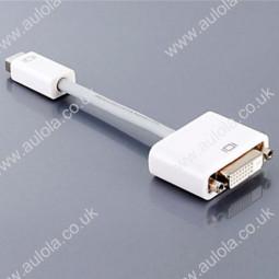 Mini DVI to DVI Converter Adapter Cable for Macbook