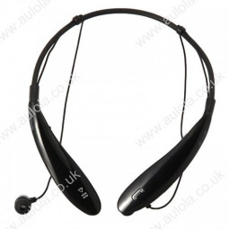 HBS-800 Wireless Stereo Bluetooth Sports Headset Earphone - Black