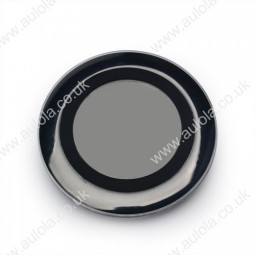 Qi Wireless Charging Plate Pad Charger - Black