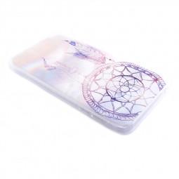 TPU Slim Thin Soft Case Back Cover Skin Shell for Samsung Note 5 - Dream Catcher