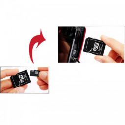Unused Plastic Case for SD Card