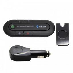 Car Bluetooth Portable Wireless Hands-Free Bluetooth Sun Visor In-Car Speakerphone