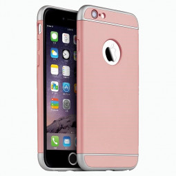 Luxury Hard Ultra-thin Shockproof Armor Back Case Cover for iPhone 7 - Rose Gold