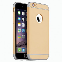 Luxury Hard Ultra-thin Shockproof Armor Back Case Cover for iPhone 7 Plus - Gold