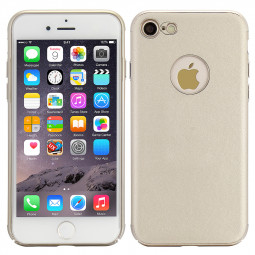Luxury Hard PC Protective Back Phone Case Cover for iPhone 7 - Gold