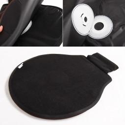 Car Seat Rotate Decor Covers Anti-slip Chair Soft Cushions