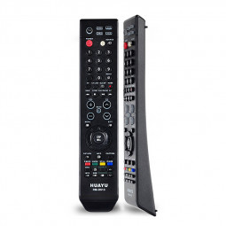 Universal Replacement Remote Control for Samsung TV LCD LED - Black