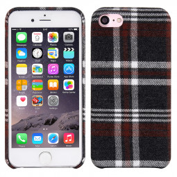England Grid PC Slim Hard Cellphone Case for iPhone 7 - Red