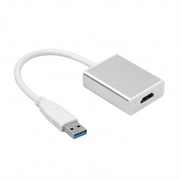 USB 3.0 To HDMI HD 1080P Cable Converter Adapter for LCD PC