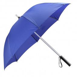 Light Saber LED Flashing Light Up Umbrella Night Protection - Blue