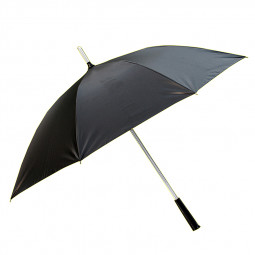 Light Saber LED Flashing Light Up Umbrella Night Protection - Black