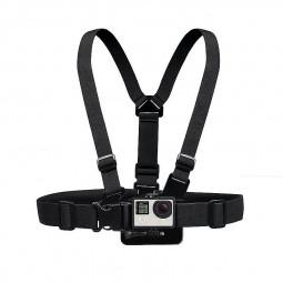 Adjustable Elastic Chest Strap Belt Mount Harness for GoPro HD Hero 1 2 3 3+4