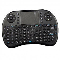 2.4Ghz Mini Wireless Keyboard With Touchpad For XBMC Android PC MX M8 TV Xbox