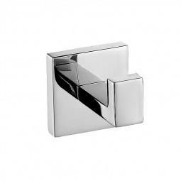 Modern Chrome Bathroom Wall Accessories Designer Robe Hook Holder