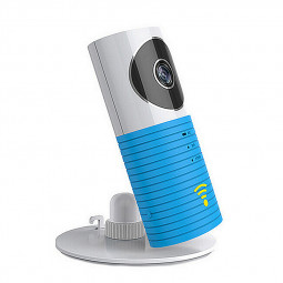Wireless Wifi Cam Security Baby Monitor Motion Detection Cameras DOG-1W - Blue