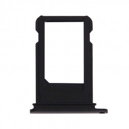 Nano SIM Card Holder Tray Slot Replacement Part for iPhone7 Plus - Black