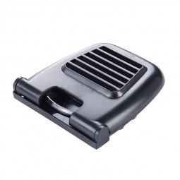 Foldable Car Air Vent Outlet Beverage Cup Drink Bottle Holder Mount - Black