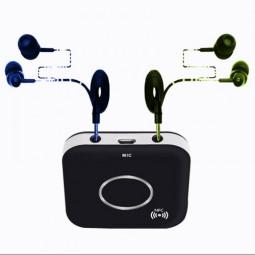 Bluetooth 4.1 NFC 3.5mm Wireless Audio Receiver for Home Car Sound System