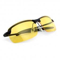 Driver Night Vision Anti Glare Goggles Driving Prevention Glasses