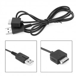 1.2M 2 in 1 For Playstation PS Vita USB Data Sync Power Charge Cable Cord