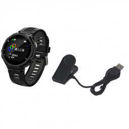 Garmin 310XT 405 405CX 410 910XT Smartwatch USB Charge Cable USB Clip Charger Cradle Charger Cable