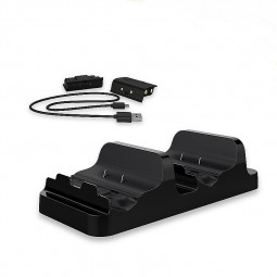 Xbox One Controllers Dual Charging Dock Charger with Charging Cable Battery Kit for Xbox One