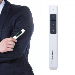 Knorvay N26 Laser Pen Clicker Remote Control for Powerpoint Presentation Pointer