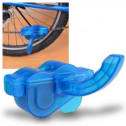 Cycling Bike Bicycle Chain Wheel Wash Cleaner Tool Cleaning Scrubber