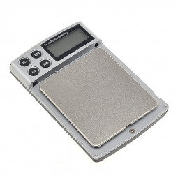 500g x 0.1g LCD Mini Portable Digital Scale Weighing Balance Jewelry Scale
