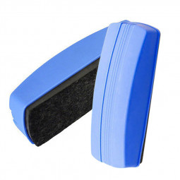 Dry Marker Eraser Cleaner Duster Magnetic Chalkboard Whiteboard Blackboard Cleaner for Office School