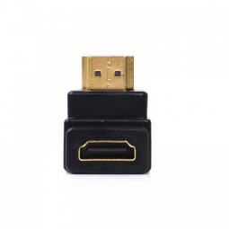 90 Degree Angle HDMI Converter Gold Plated Male to Female Adapter