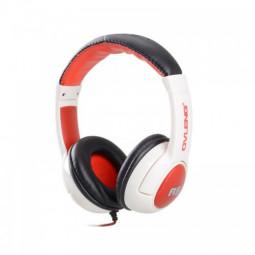 OV-A5 Dynamic Stereo Headphone with MIC - White