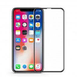 Ultra Thin Full Coverage Tempered Glass Screen Protector for iPhone X/XS/11 Pro