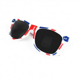 Vintage UK British Flag Sunglasses Unisex Square Clearance Eyewear Glasses