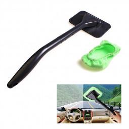 Car Van House Window Glass Wiper Cleaner Windshield Microfiber Cleaning Tool