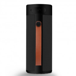 T4 Outdoor Portable Wireless Bluetooth Speaker Stereo Enhanced Bass Music Box Support TF/USB - Black