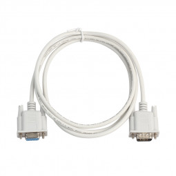 RS232 9-Pin Male to Female DB9 9-Pin PC Converter Adapter Extension Cable - 1.5M